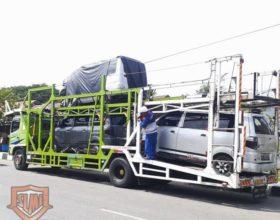 Pengiriman Mobil Car Carrier